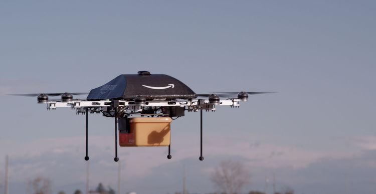 Octocopter Amazon.com Inc.