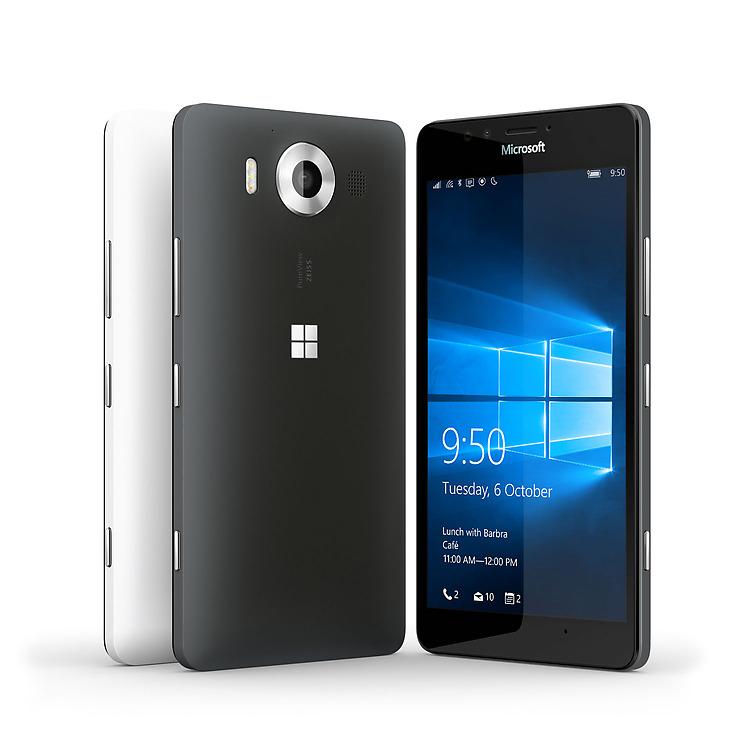 Llegan los Microsoft Lumia 950 y 950XL, los smartphone-PC