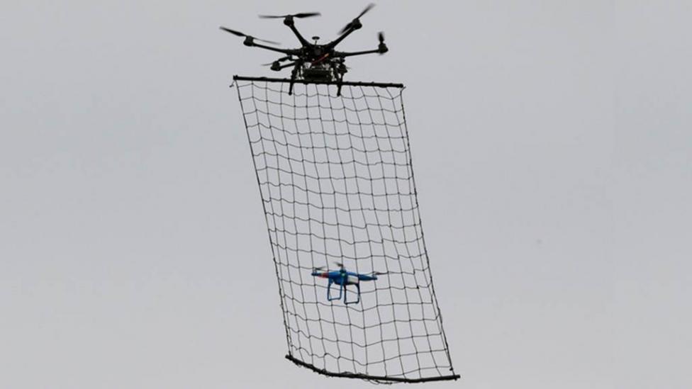 drone-cazador