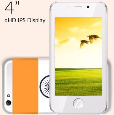 Freedom 251: el smartphone de 3€